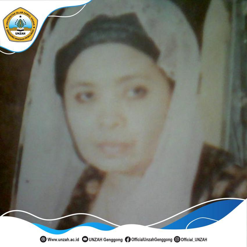 Peringati Haul Nyai Hj. Hafshawaty Ke-31, UNZAH Adakan Khotmil Qur'an Dan Tahlil Bersama.