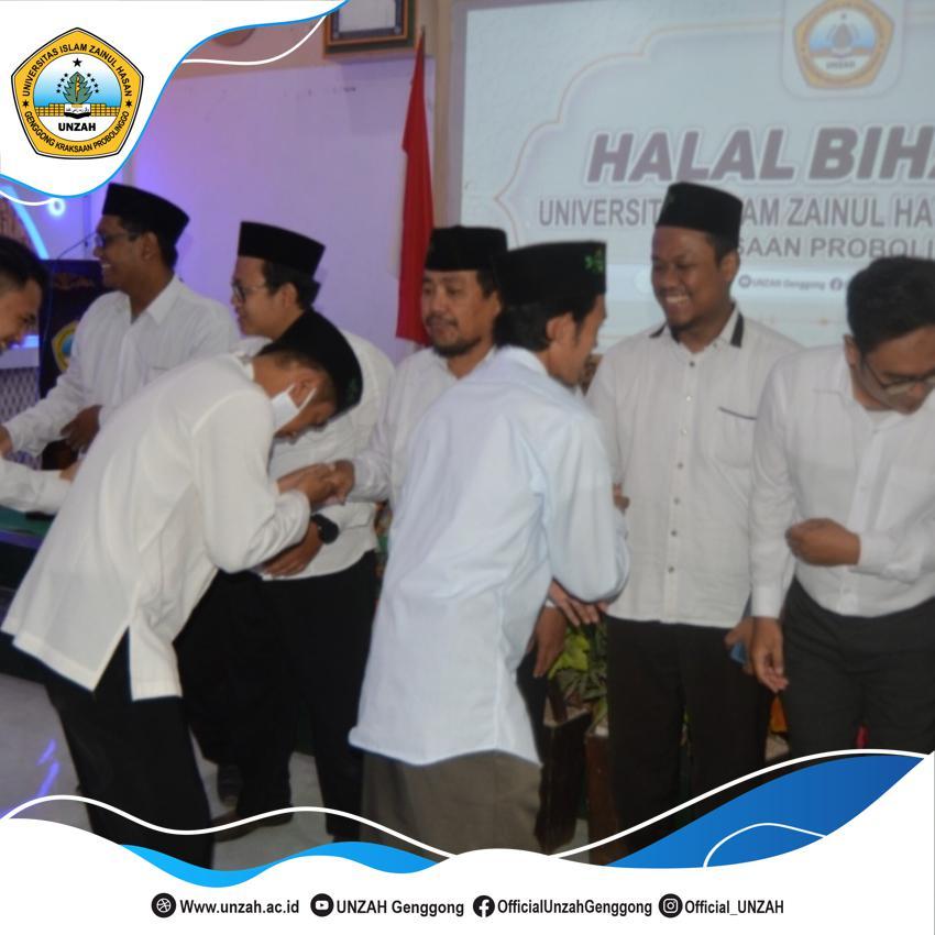Halal Bihalal Momen untuk Saling Memaafkan dan Tingkatkan Persatuan.