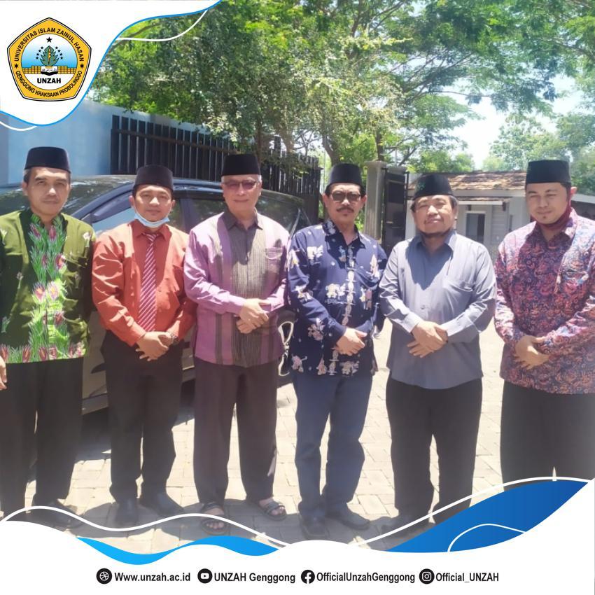 Kuatkan Tri Dharma Perguruan Tinggi, UNZAH Jalin MoU Dengan UIN Maliki Malang.