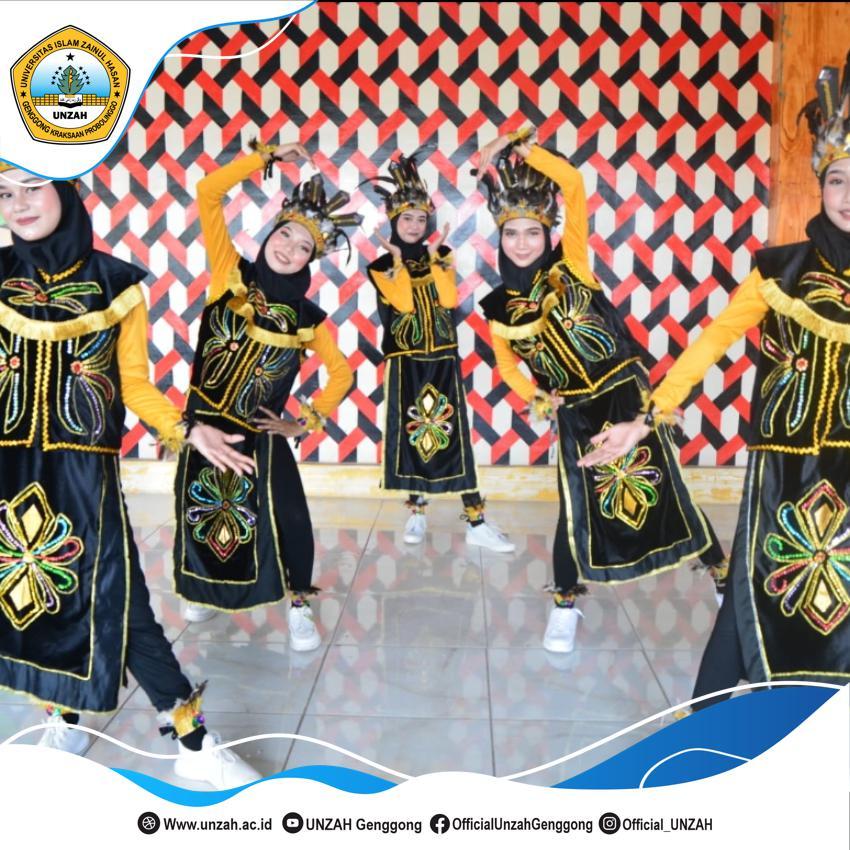 Tampilkan Gerak Dan Lagu Nina Bobok, PIAUD UNZAH Raih Juara 1 Tingkat Nasional.
